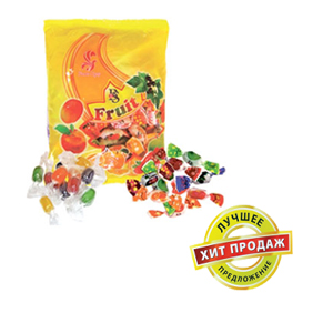 Карамель BS Fruit 1 кг