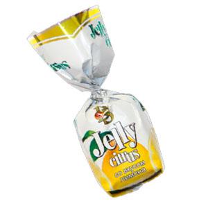 Конфеты BS Jelly со вкусом лимона