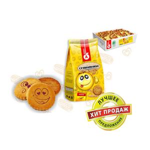 Печенье «Смайлики»