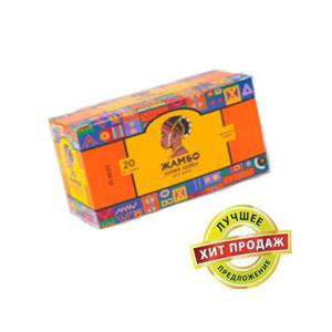Чай Жамбо пакетированный 25х2гр