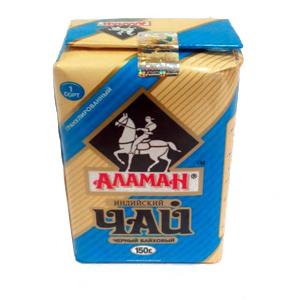 гранулированный чай Аламан из Казахстана