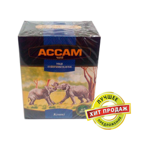 Чай Ассам Вечерний бергамот 100 гр