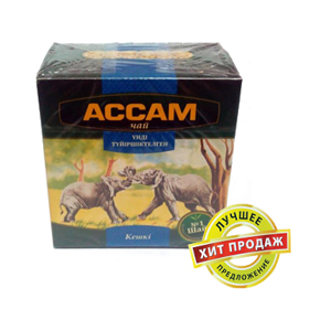 Чай Ассам Вечерний бергамот 250 гр