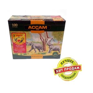 Чай Ассам классический 100 г гранулированный
