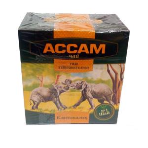 Листовой чай Ассам из Казахстана