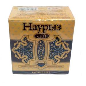 гранулированный чай Наурыз из Казахстана