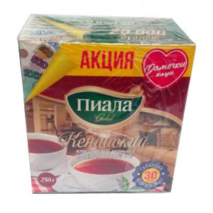 гранулированный чай Пиала из Казахстана