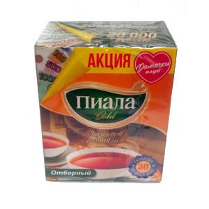Листовой чай Пиала из Казахстана