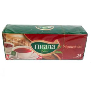 Пакетированный чай Пиала из Казахстана