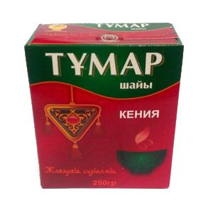 Листовой чай Чайный двор из Казахстана