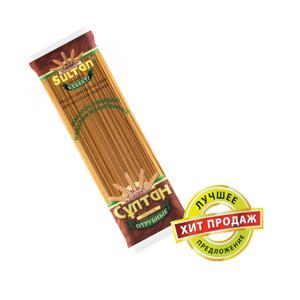 Макароны Султан спагетти отрубные 400г
