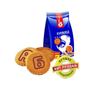 Печенье «Буквоед» 4 кг