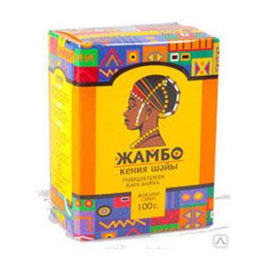 Чай Жамбо Казахстан