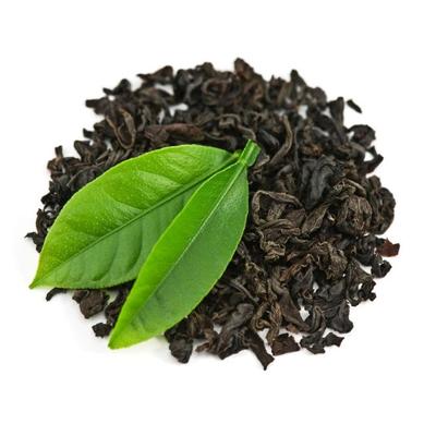 Листовой чай из Казахстана