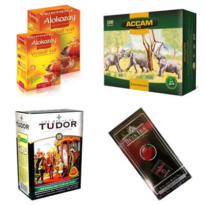 Производители чая из Казахстана