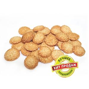 Печенье Азия с кунжутом 1,5кг (Казахстан)