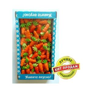 Мармелад жевательный Морковка 1 кг (Казахстан)