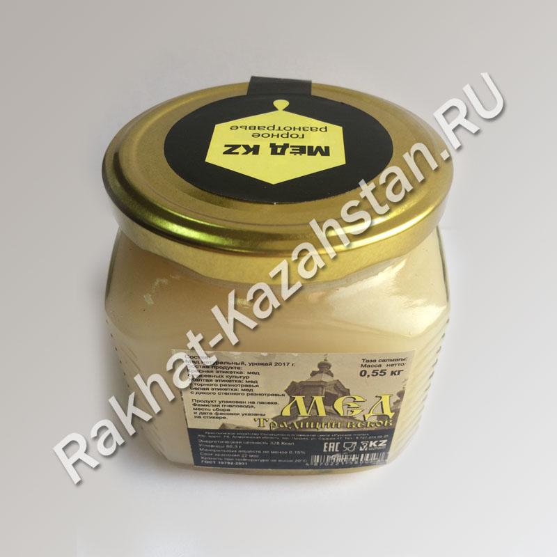 Мед из Казахстана