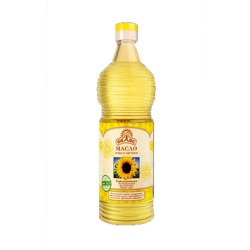 Подсолнечное масло из Казахстана