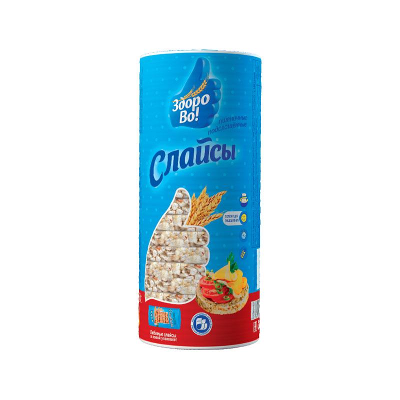 Хлебцы и чипсы из Казахстана